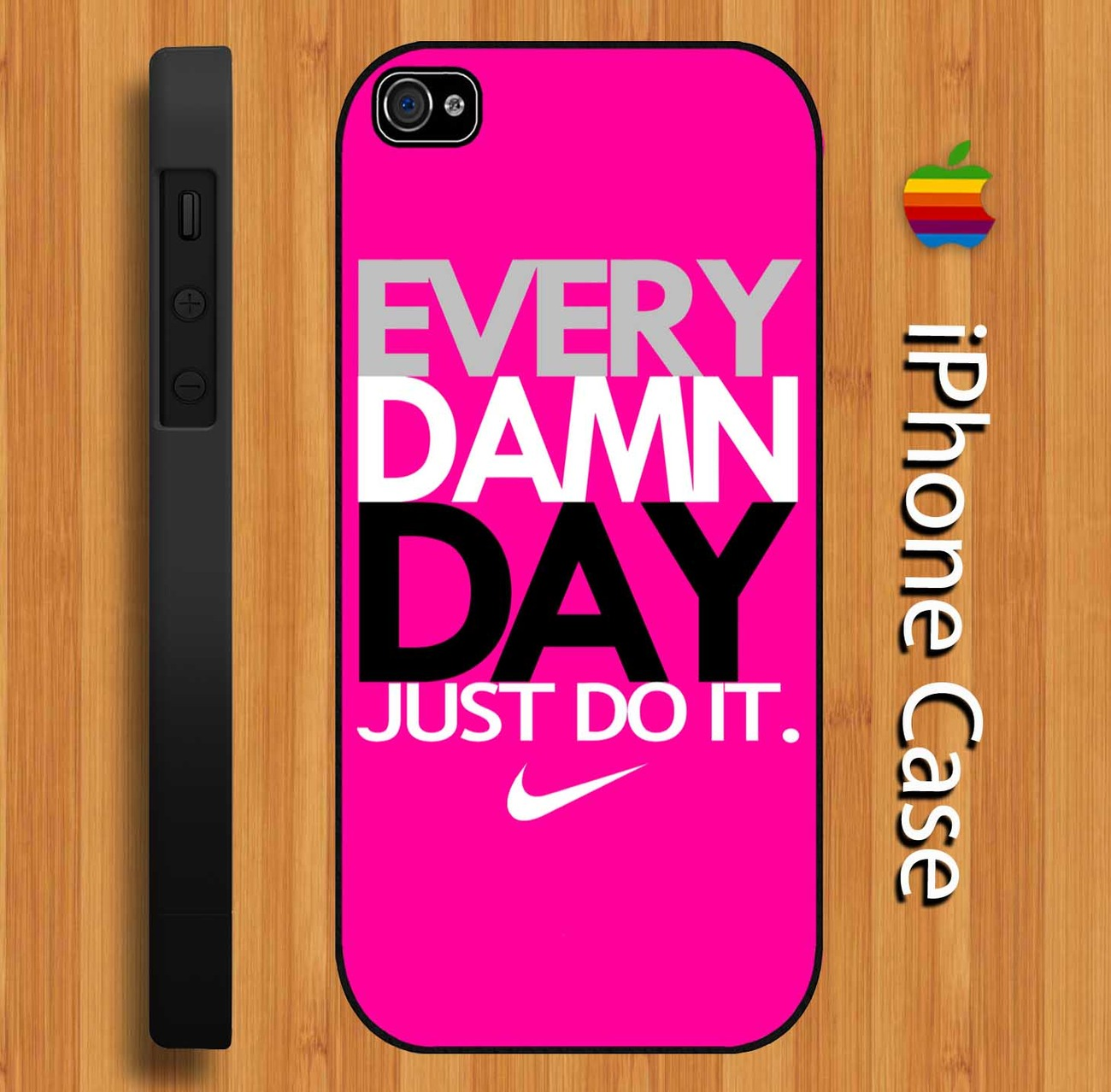 every damn day just do it nike wallpaper. Black Bedroom Furniture Sets. Home Design Ideas