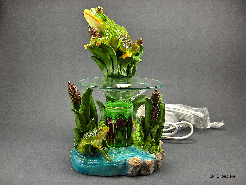 Electric Frog Oil Warmer Nightlight