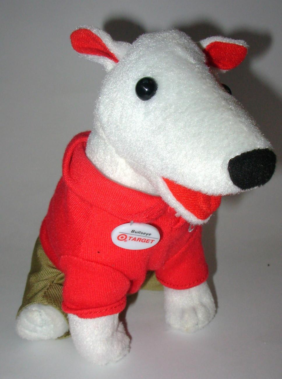Plush Target Target Bullseye Plush Mascot