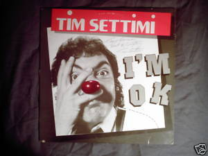 Tim Settimi I'm OK EP Atlanta signed clown Mose Jones Bonanza