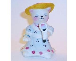 Image 0 of Bronson Figurine Bear Sassy Sue by Katharine Stevenson