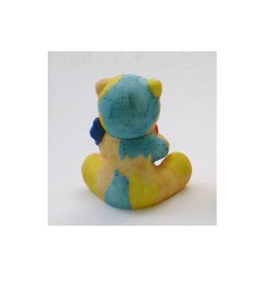 Image 1 of Bronson Figurine Bear Patches by Katharine Stevenson