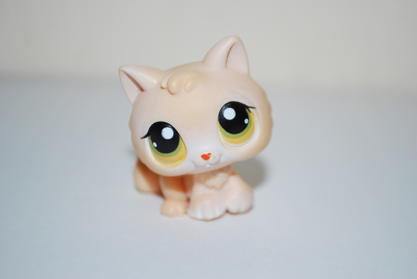 Littlest Pet Shop LPS 293 Peach Cream Cat And 50 Similar Items