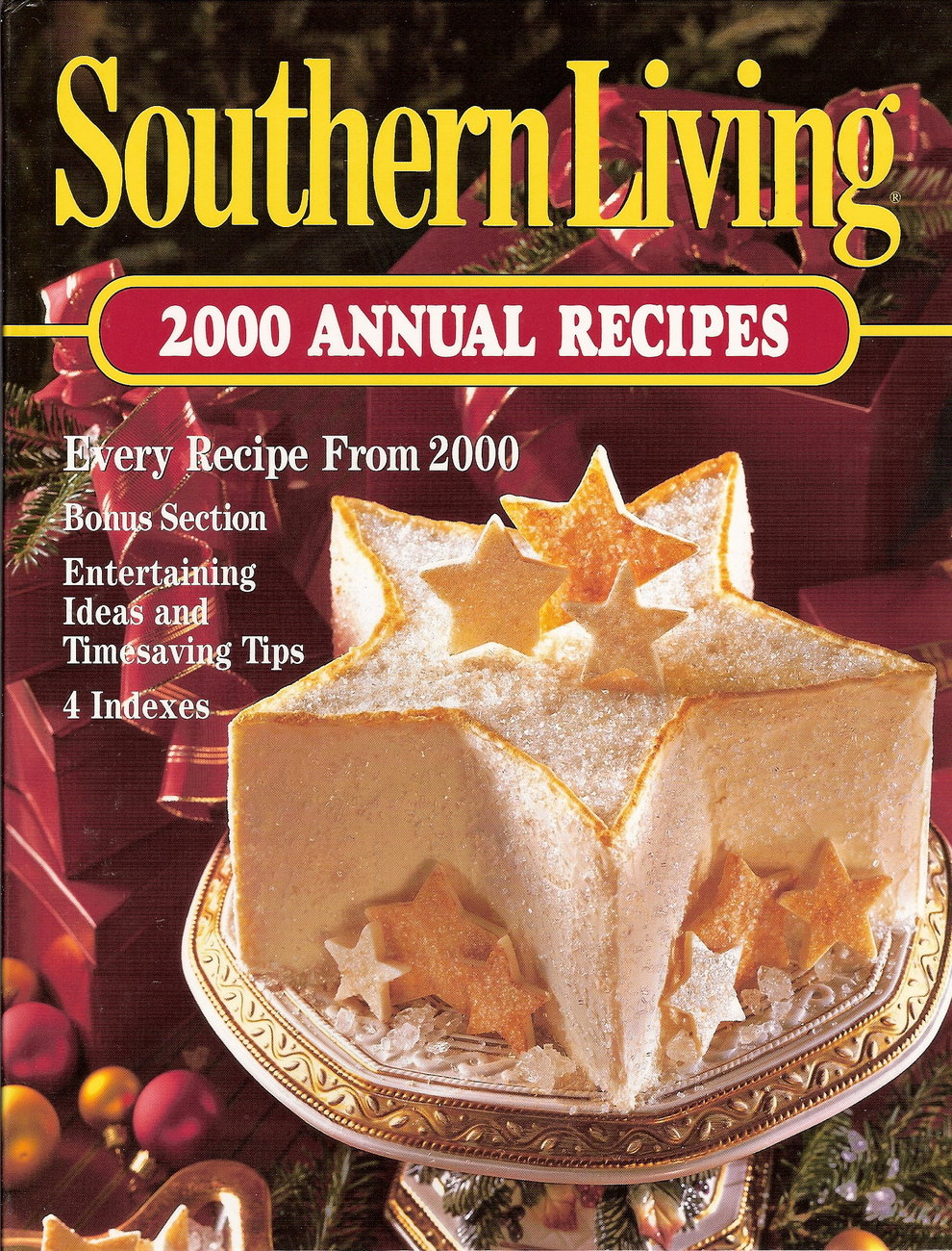 Southern Living Annual Recipes 2000 HC 1st print