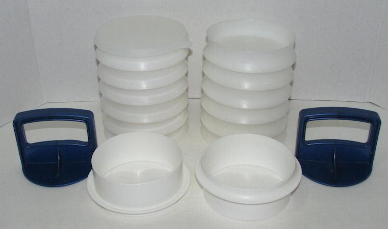 Hamburgertupperware