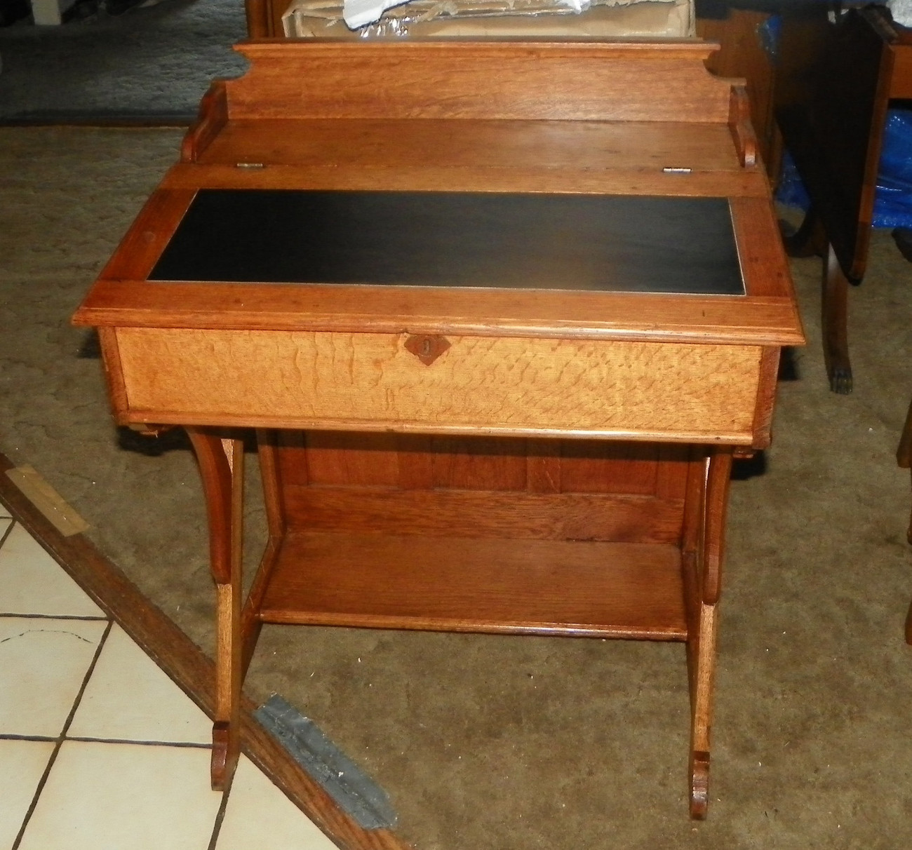 New Amp Used Oak Desk For Sale 297 Ads In Us Lowest Prices