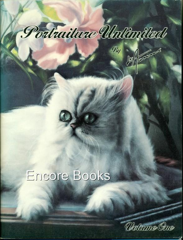 "Animal ""Portraiture Unlimited"" LuAnne Painting Book"