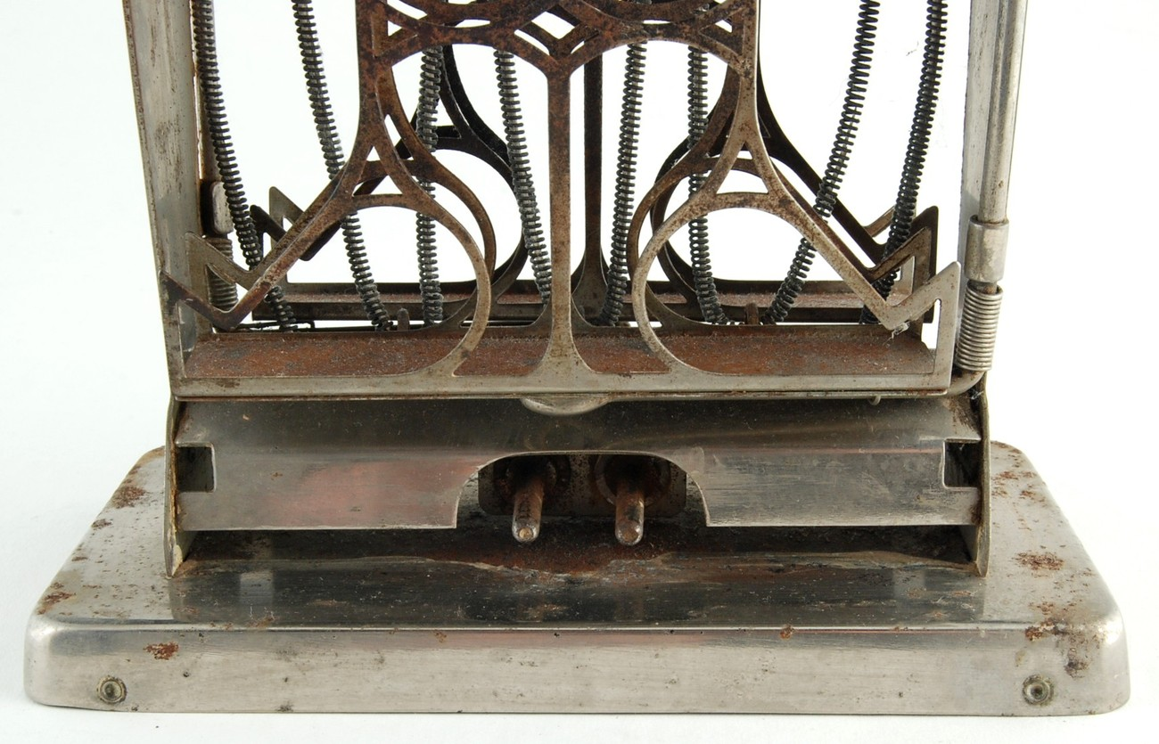 1920 Electric Toaster ~ S star electric toaster fitzgerald mfg co