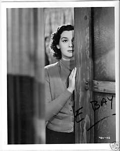 Rosalind Russell Vintage Original 8x10 Photo Film Noir