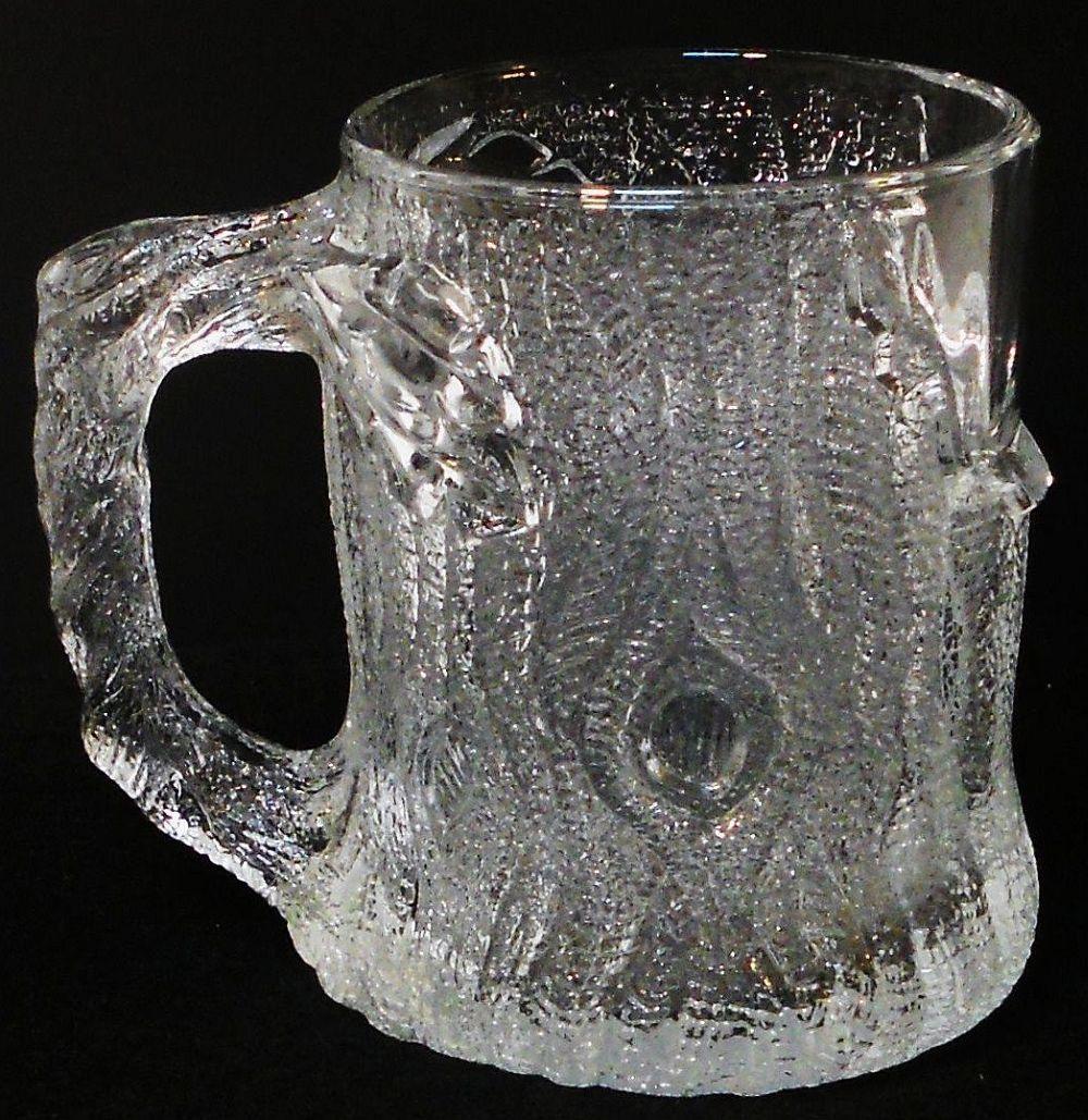 Image 1 of Flintstones TreeMendous Mug McDonald's glass 1993