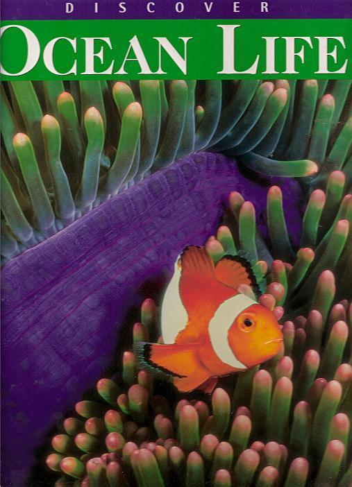 Image 0 of Discover Ocean Life by Alice Jablonsky Hb 2008 Children Science