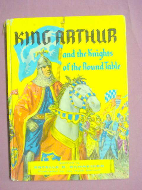 King arthur and the knights of the round table 1954 h c for 12 knights of the round table of king arthur