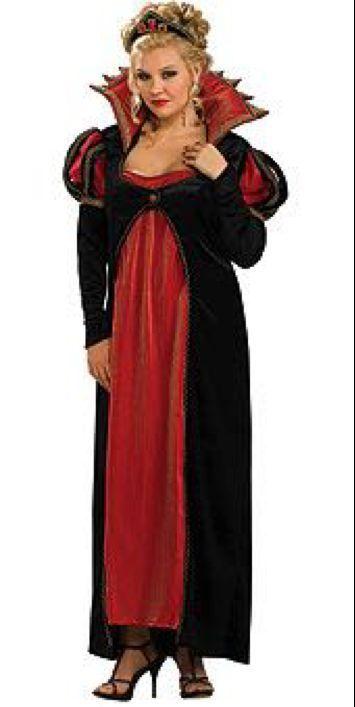 Image 0 of Adult Plus Size Scarlet Vamptessa Costume, Ladies Plus 14-18, Rubies 17540