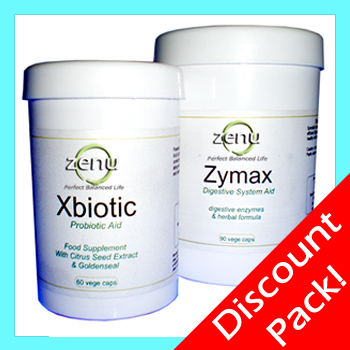 XBIOTIC 4 Candida Albicans Thrush Yeast ~Beats Threelac