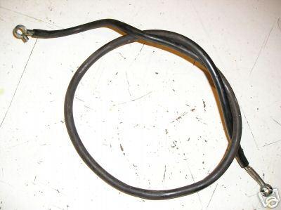 Triumph Sprint '95 braided clutch hose Triumph