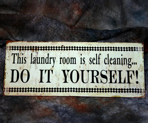 Home  Tin Room rustic laundry  sign Decor  Sign Laundry Rustic