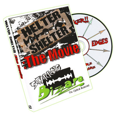 *HELTER SHELTER:THE MOVIE*DVD*BIZZARO*RAZOR*FREE SHIP* Bonanza
