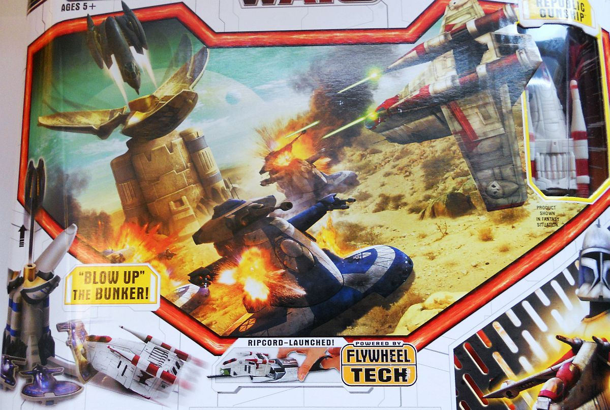 Image 4 of Star Wars Assault On General Grievous Playset Micro Machines Speed Stars