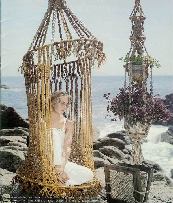 macrame hanging chair patterns macrame birdcage chair butterfly shawl patterns 5791