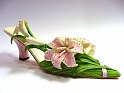 Lavish Lilies Breast Cancer Awareness Pink Ribbon Miracle Just the Right Shoe