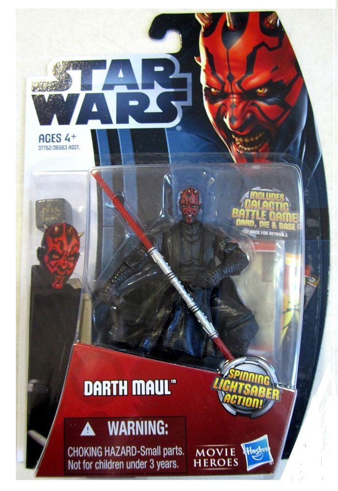 Star Wars Darth Maul Movie Heroes MH05 wave 1 3.75 in figure