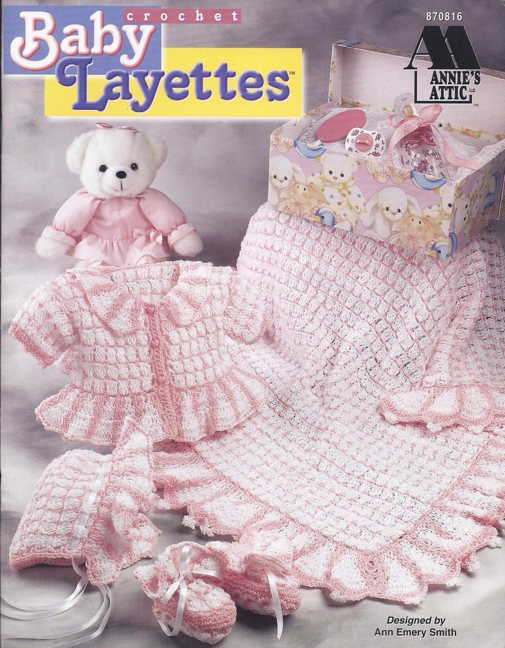 Annies Crochet Patterns : Annies Attic Crochet Pattern (1990s): 53 listings - Bonanza