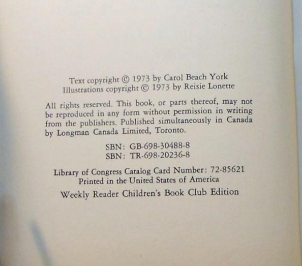 Weekly Reader Children's Book Club