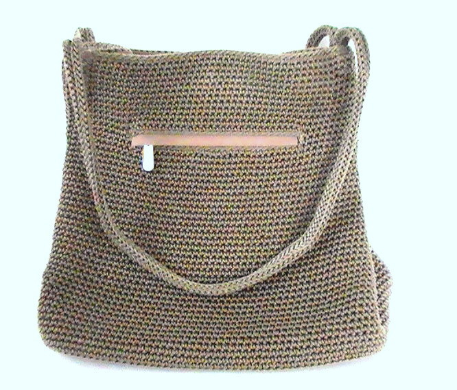 Le Sak Crochet Bags : Shoulder Travel Bag - Page 384 - Small Designer Shoulder Bag
