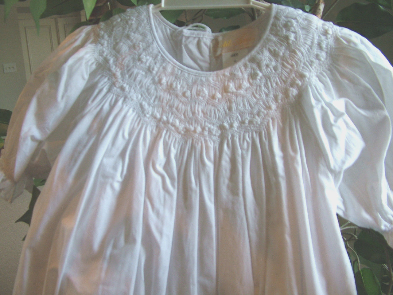 Image 3 of Gorgeous Petit Ami White Heirloom Boutique Lined Party Dress, Wedding - White -