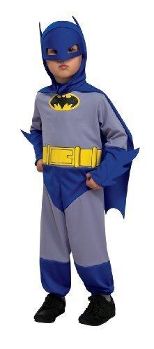 Image 0 of Batman The Brave And The Bold Jumpsuit Batman, Batman Print, 6-12M, Todd Costume