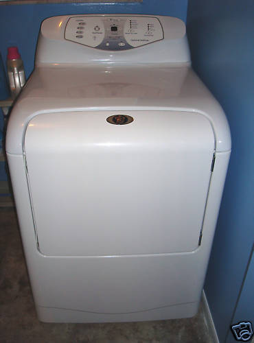MAYTAG NEPTUNE ELECTRIC DRYER Model # MDE6800AYW