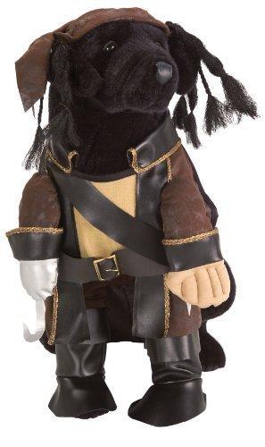 Image 0 of Rubies Costume Halloween Classics Collection Pet Costume, Pirate King, Medium