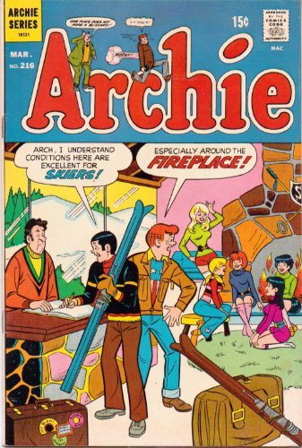 Archie Comics No. 216 [Comic] by Archie