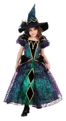Image 0 of Gorgeous Radiant Witch Costume, Rubies 884883