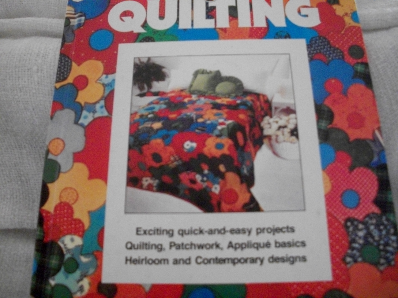 Better Homes And Gardens Patchwork Quilting Quilt Patterns
