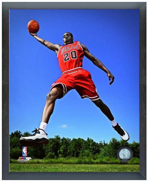 Tony Snell 2013 NBA Rookie Photo Shoot
