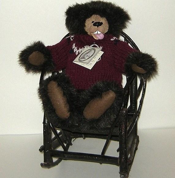 Chairbear