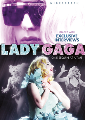 LADY GAGA ONE SEQUIN AT A TIME COLLECTORS DVD