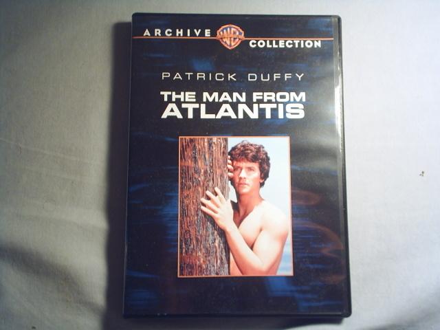 MAN FROM ATLANTIS -  PILOT MOVIE DVD