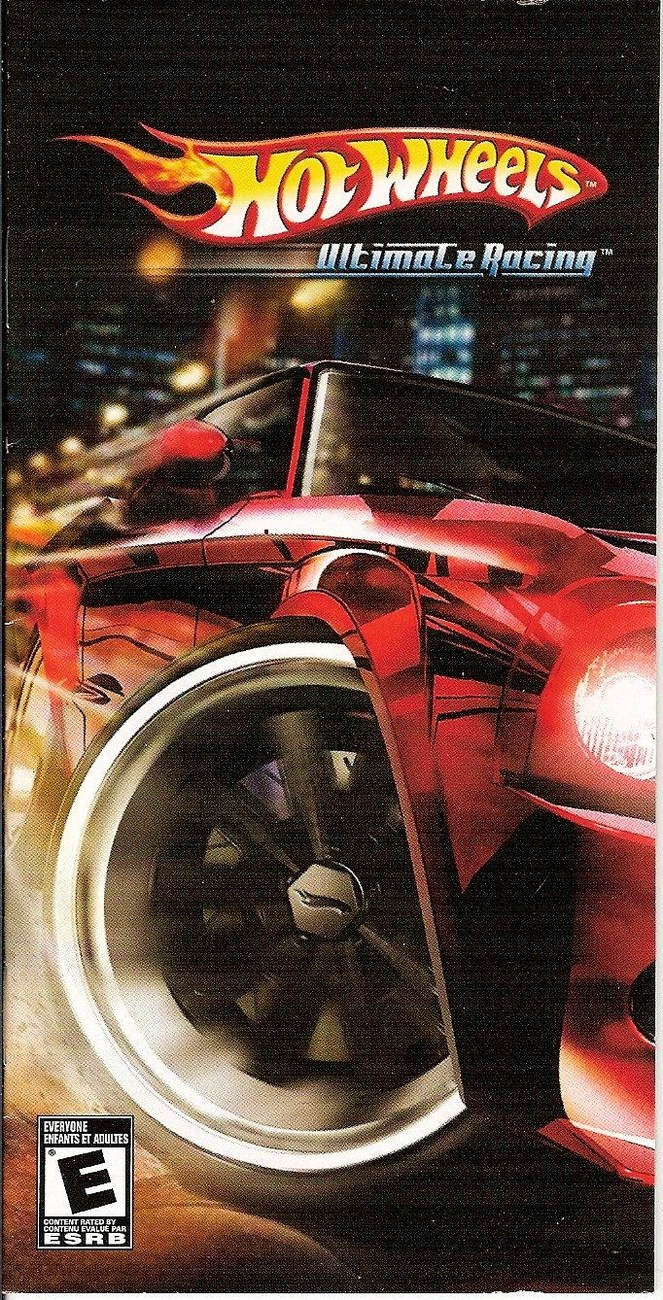 Image 2 of Hot Wheels: Ultimate Racing PSP video game Sony 2007