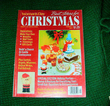 Womans Day Best Ideas For Christmas Crafts & Recipes