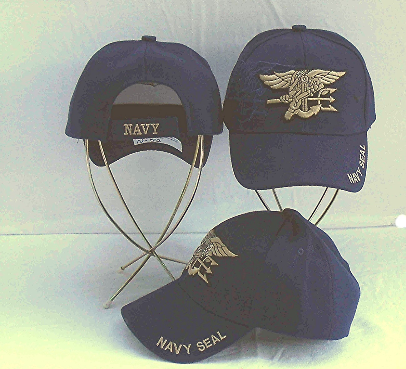 Military Baseball Hat N52 Navy Seals Armed Forces NWT Men Women Teen Adjustable