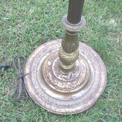 Nova Mission Light Floor Lamp Antique Bronzewayfair