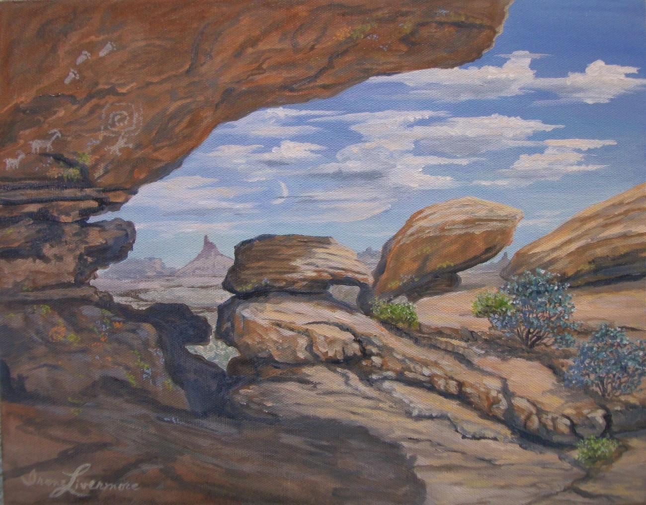 Utah Oil Paintings Gallery S