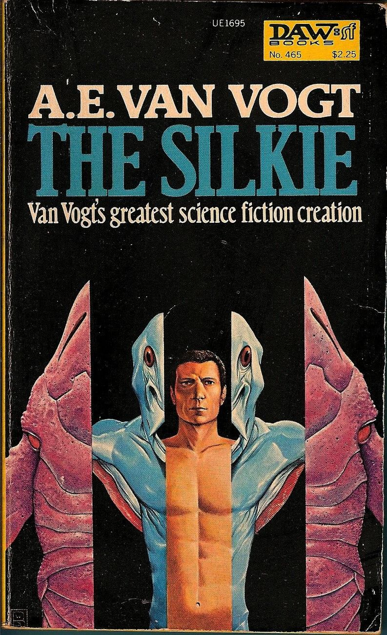 Image 0 of The Silkie by A. E. Van Vogt 1969