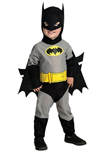 Baby Boys'/Toddker Batman Costume Infant 6-12M