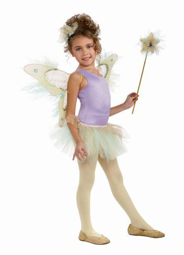 Image 0 of Rubie's Costume Co Water Fairy Wings Kit, Multi-Colored, One Size