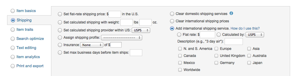 how to get a copy of the shipping label